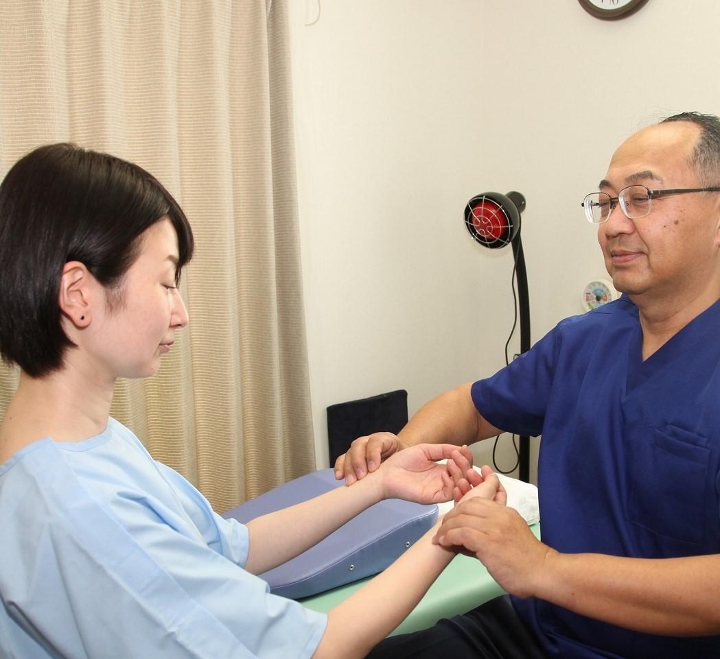 無料、鍼(はり)お灸(きゅう)体験コース:イメージ